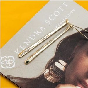 Kendra Scott Melissa Gold Earrings New